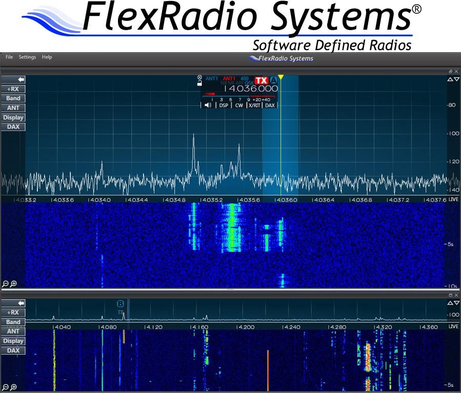 flexradiostartscherm